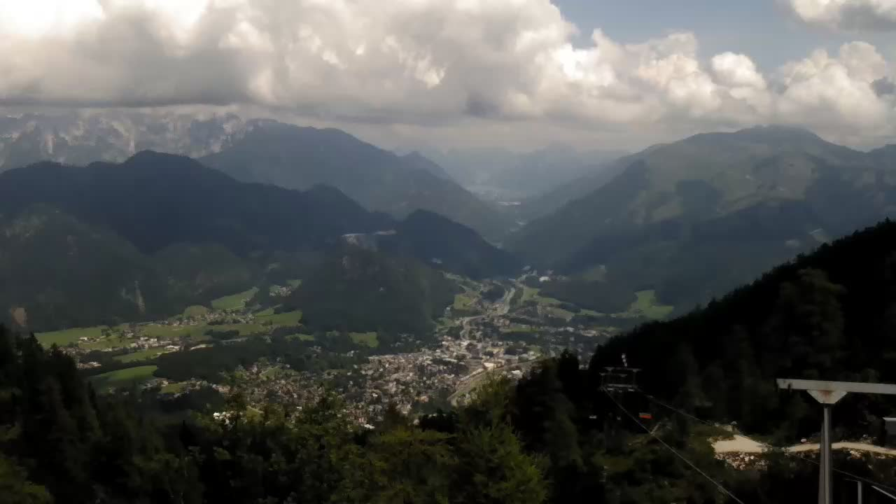 Holidays in the Austrian mountains: Bad Ischl